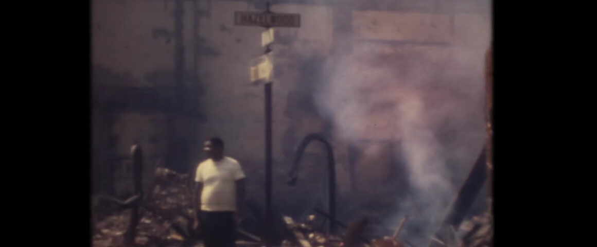 recollection of the detroit riots This online written and oral history project is part of detroit 1967,  my recollection of the city riot was horrible the city was burning,.