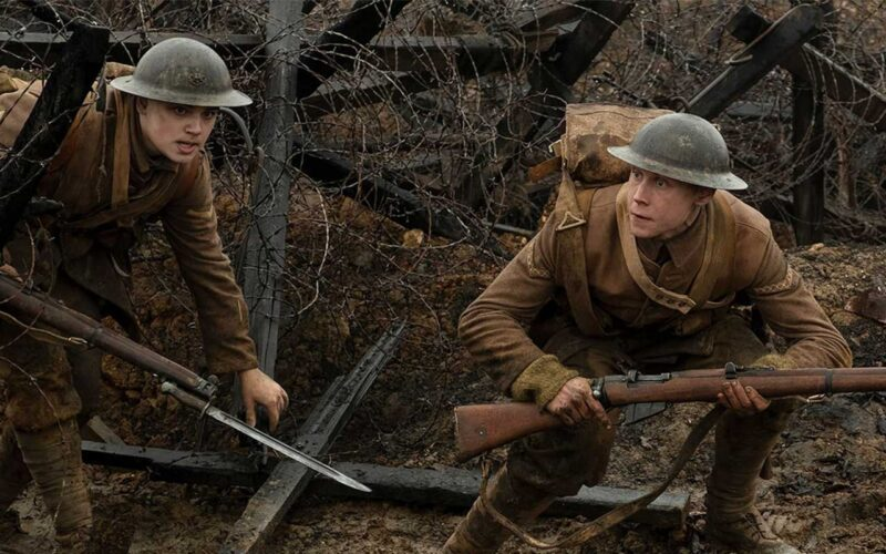 1917 (2019) by The Critical Movie Critics