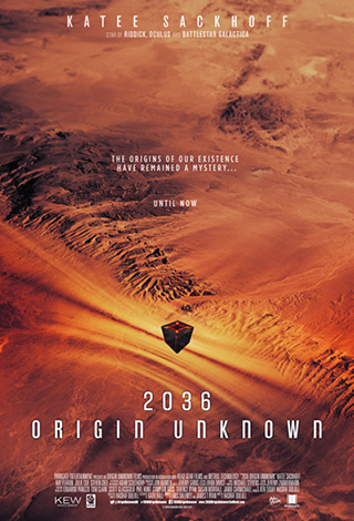 Movie Review: 2036 Origin Unknown (2018) - The Critical