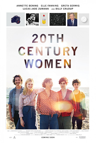 20th Century Women (2016) by The Critical Movie Critics