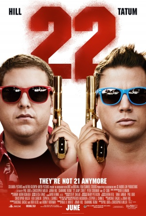 22 Jump Street (2014) by The Critical Movie Critics