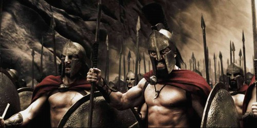 Movie Review: 300 (2007)