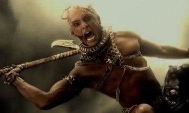 Movie Trailer:  300: Rise of an Empire (2014)