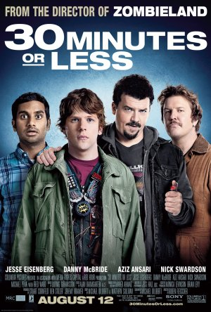 30 Minutes or Less (2011) by The Critical Movie Critics