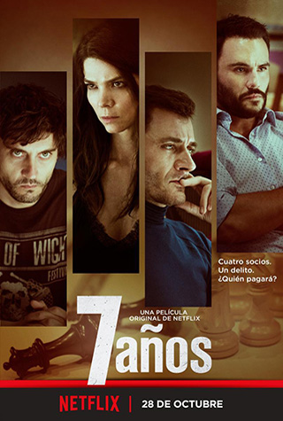 7 Years (2016) by The Critical Movie Critics