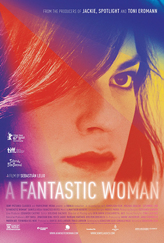 A Fantastic Woman (2017) by The Critical Movie Critics