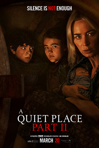 A Quiet Place Part II (2020) by The Critical Movie Critics