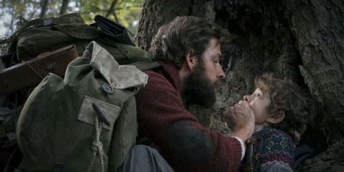 Movie Review:  A Quiet Place (2018)