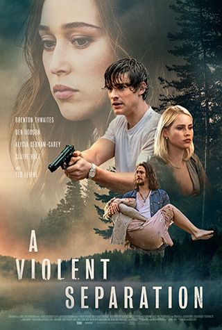 A Violent Separation (2019) by The Critical Movie Critics