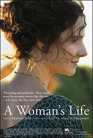 A Woman's Life (2016) by The Critical Movie Critics