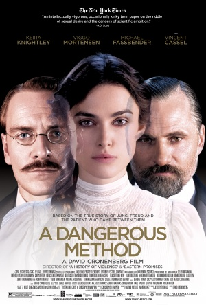 A Dangerous Method (2011) by The Critical Movie Critics