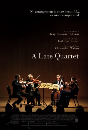 A Late Quartet (2012) by The Critical Movie Critics