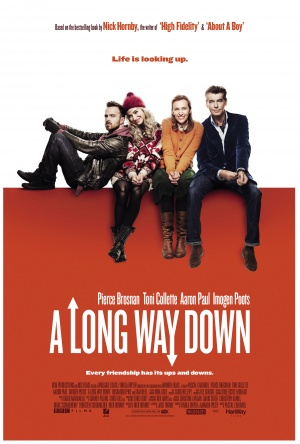 A Long Way Down (2014) by The Critical Movie Critics