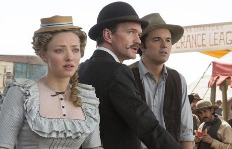 Red Band Movie Trailer:  A Million Ways to Die in the West (2014)