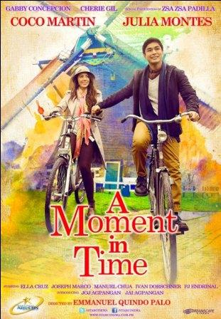 A Moment in Time (2013) by The Critical Movie Critics