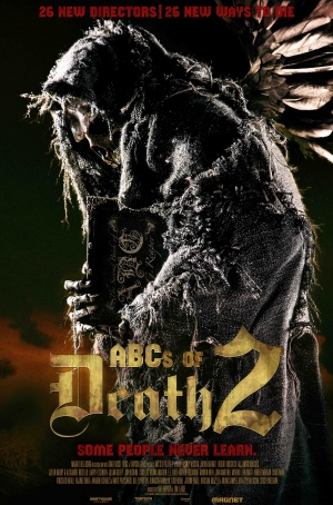 ABCs of Death 2 (2014) by The Critical Movie Critics