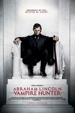 Abraham Lincoln: Vampire Hunter (2012) by The Critical Movie Critics
