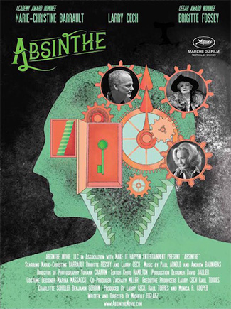 Absinthe (2016) by The Critical Movie Critics