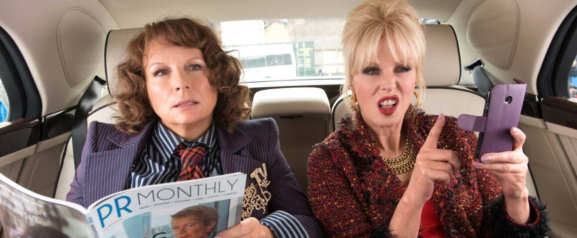 Absolutely Fabulous: The Movie (2016) by The Critical Movie Critics