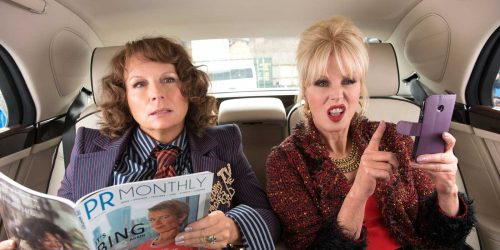 Movie Review: Absolutely Fabulous: The Movie (2016)
