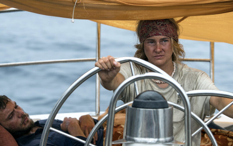 Adrift (2018) by The Critical Movie Critics