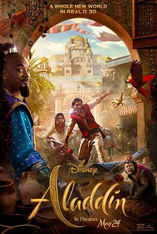 Aladdin (2019) by The Critical Movie Critics