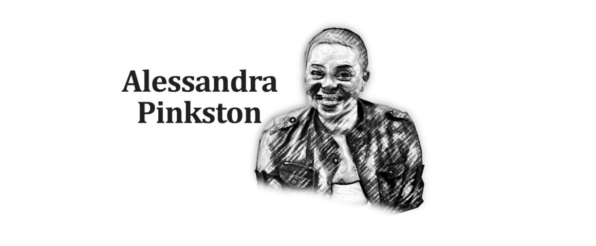 Alessandra Pinkston by The Critical Movie Critics