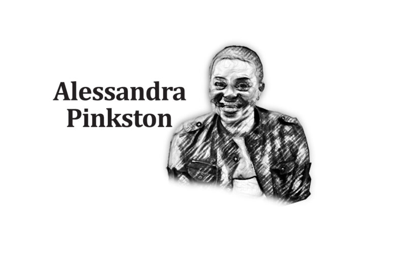 Alessandra Pinkston by The Critical Movie Critics