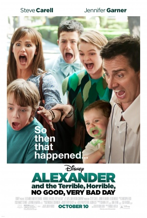 Alexander and the Terrible, Horrible, No Good, Very Bad Day (2014) by The Critical Movie Critics