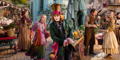Movie Review:  Alice Through the Looking Glass (2016)