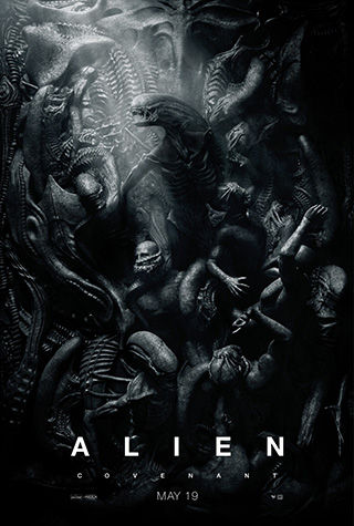 Alien Covenant (2017) by The Critical Movie Critics