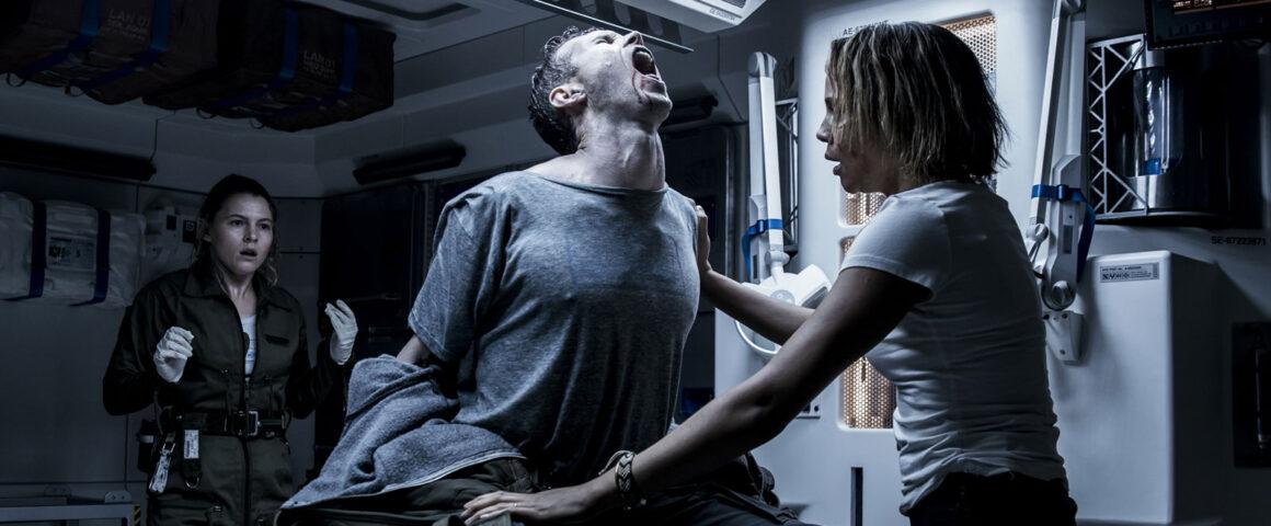 Alien Covenant (2017) by The Critical Movie Critics