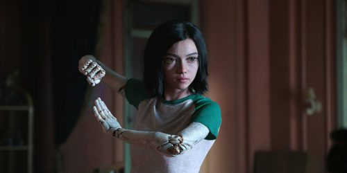 Movie Review:  Alita: Battle Angel (2019)