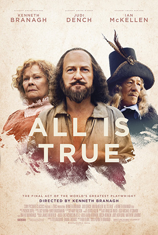 All Is True (2018) by The Critical Movie Critics