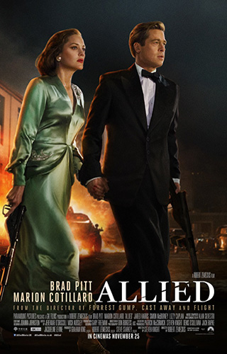 Allied (2016) by The Critical Movie Critics