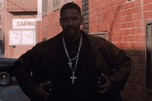 Alonzo Harris – Top 10 Corrupt Movie Cops