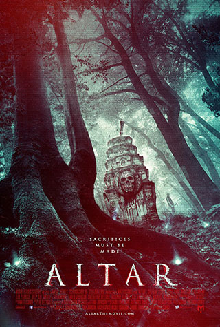 Altar (2016) by The Critical Movie Critics