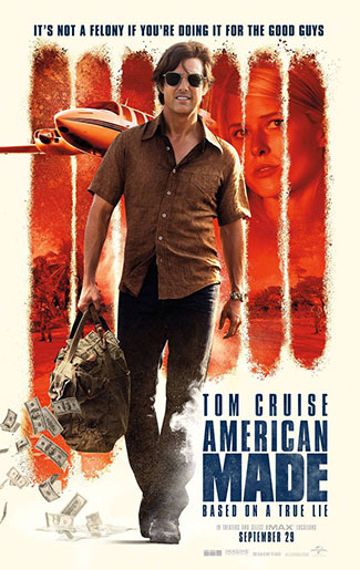 American Made (2017) by The Critical Movie Critics