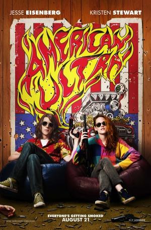 American Ultra (2015) by The Critical Movie Critics