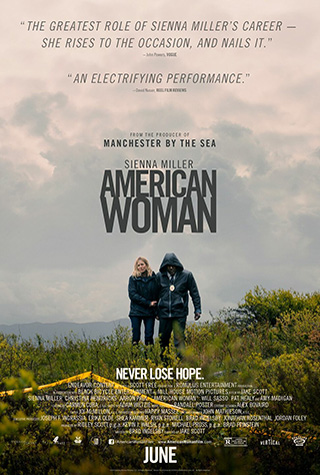 American Woman (2019) by The Critical Movie Critics