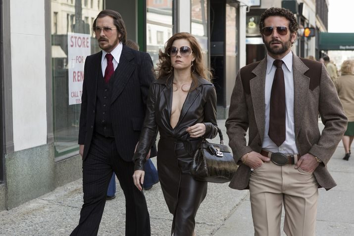 American Hustle (2013) by The Critical Movie Critics