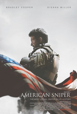 American Sniper (2014) by The Critical Movie Critics
