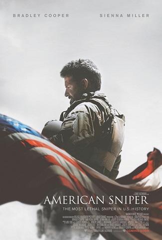 American Sniper (2014) by The Critical Movie Critics