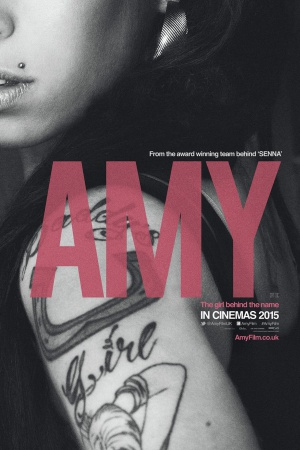Amy (2015) by The Critical Movie Critics