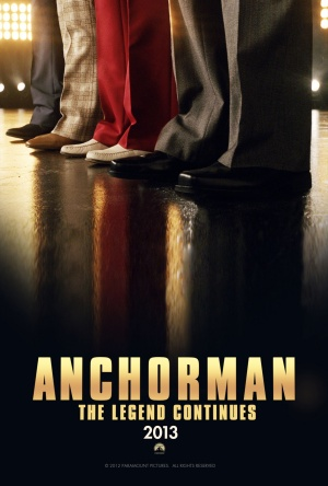 Anchorman: The Legend Continues (2013) by The Critical Movie Critics