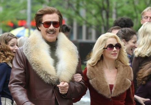 Movie Trailer #2:  Anchorman: The Legend Continues (2013)