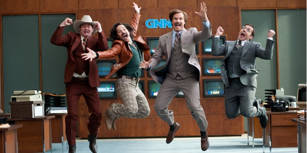Anchorman 2: The Legend Continues (2013) by The Critical Movie Critics