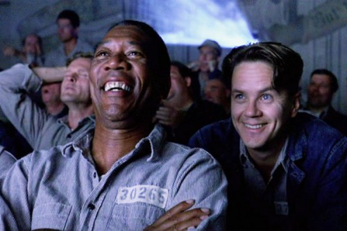 Andy Dufresne and Ellis Redding – Top 10 Movie Convicts