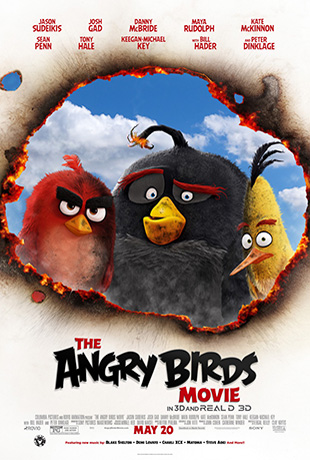 Angry Birds (2016) by The Critical Movie Critics