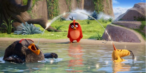 Movie Review: Angry Birds (2016)